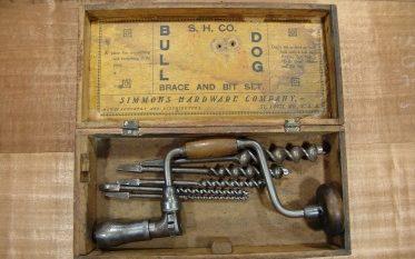 Bulldog Brace & Bits